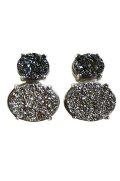 Balangandãs Druzy Earrings - Product List Image