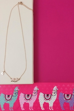 Shoptiques Product: Elephant Necklace