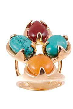 Balangandãs Ethnic Statement Ring - Product List Image