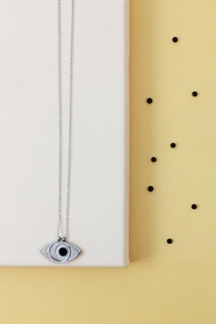 Shoptiques Product: Evil Eye Necklace