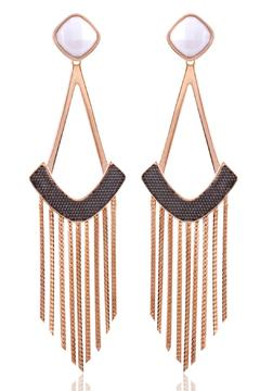 Balangandãs Fringe Earrings - Product List Image