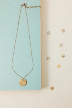 Shoptiques Product: Good Luck Necklace