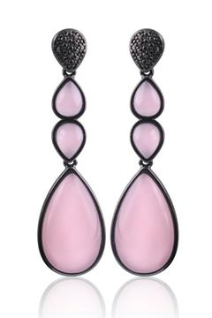 Balangandãs Pink Dangle Earrings - Product List Image