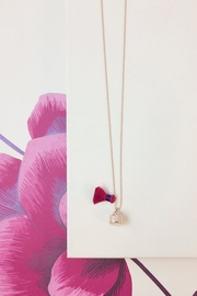 Balangandãs Weight & Tassel Necklace - Product Mini Image
