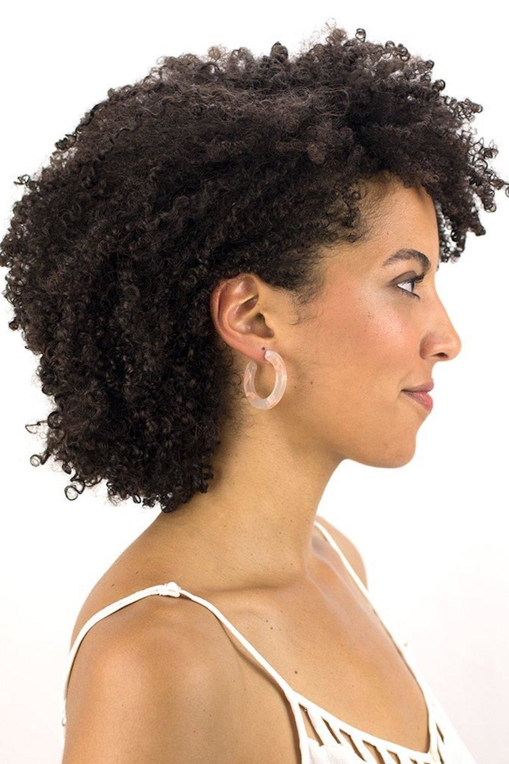 MOD&SOUL Baleen Small Slice-Hoops - Front Full Image