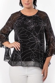 Bali Bell Sleeve Beauty - Front cropped