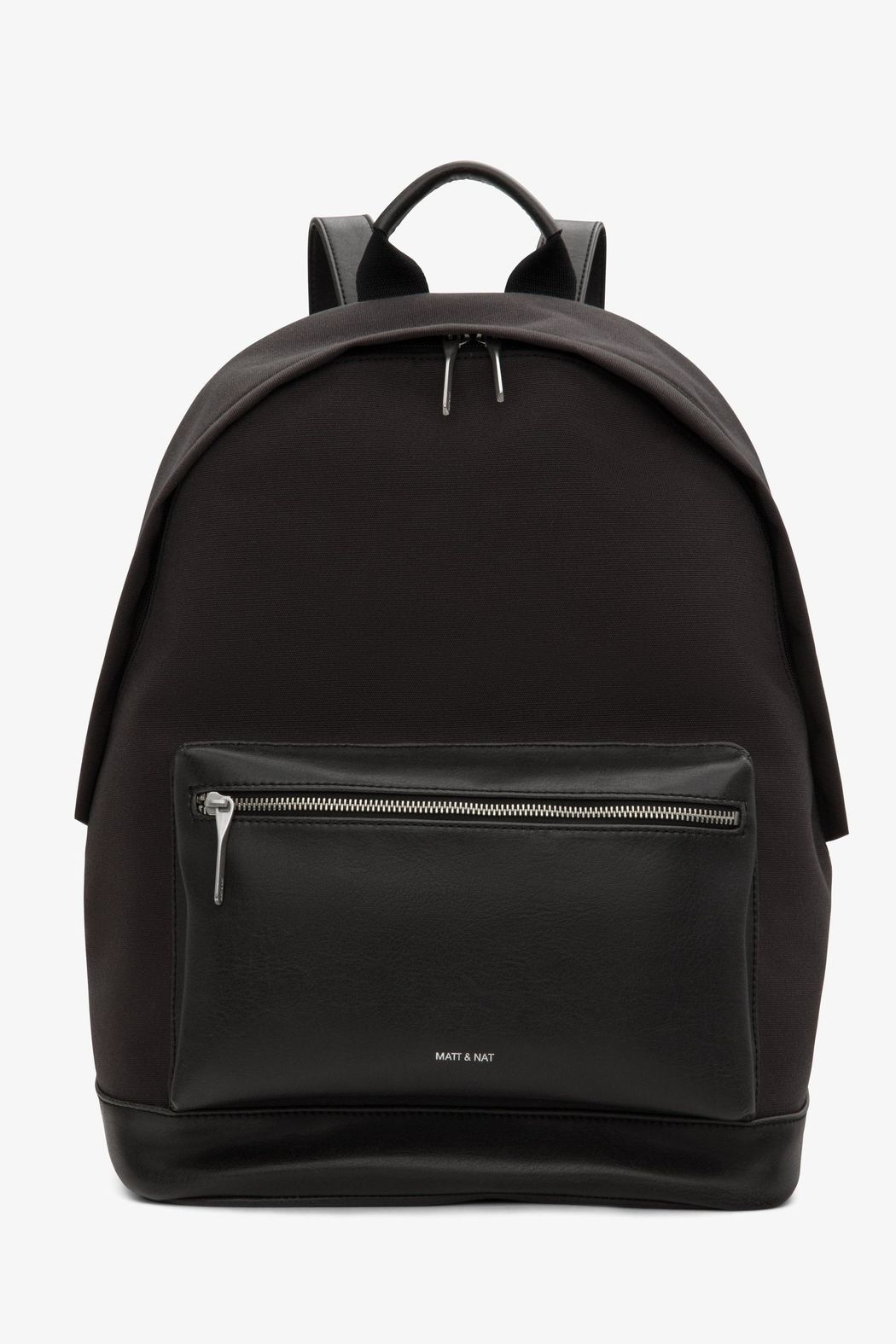 Matt & Nat Bali-Lg Canvas Backpack - Front Cropped Image
