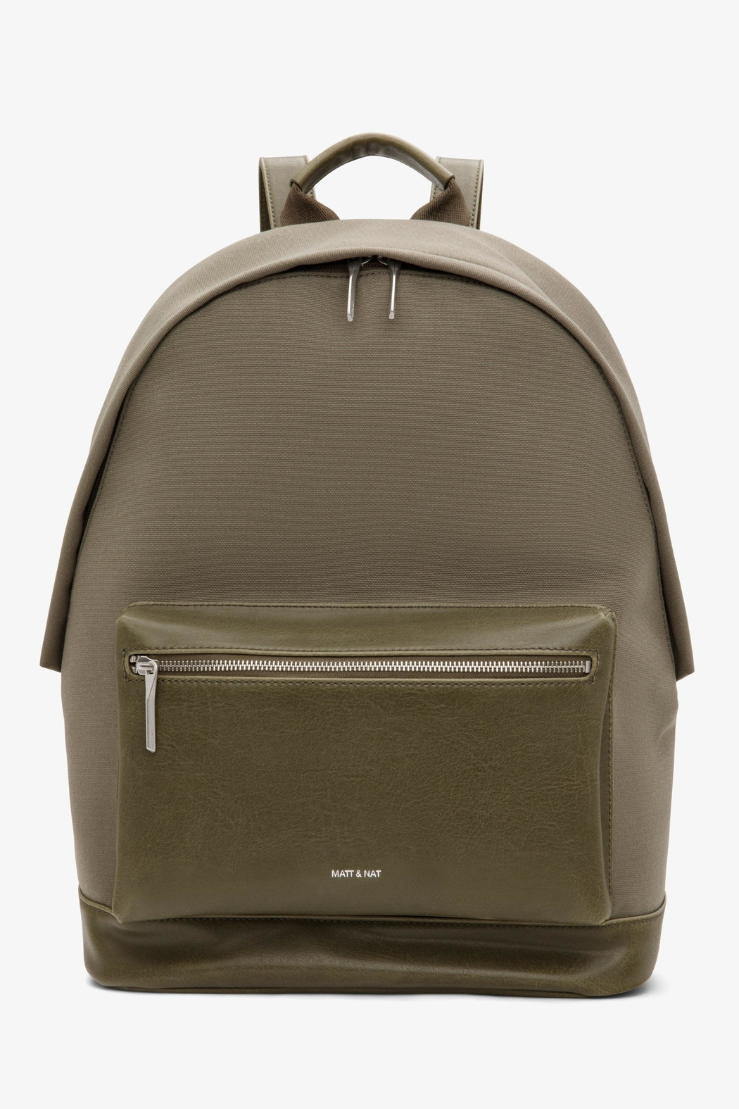 Matt & Nat Bali-Lg Canvas Backpack - Main Image