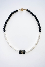 Aioty Bali Necklace Black - Product Mini Image