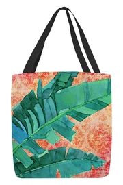Sally Eckman Roberts Bali Palm Tote - Product Mini Image
