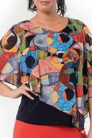 Bali Picasso Multi Top - Front cropped