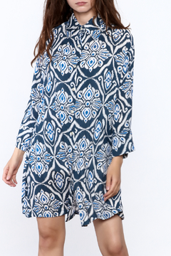 Shoptiques Product: Blue Nantucket Shirt Dress