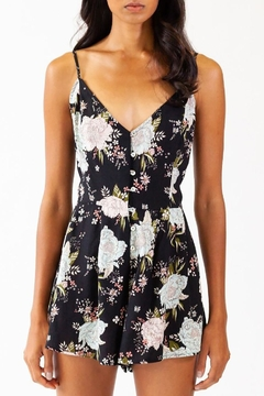 Pink Martini Collection Bali Romper - Product List Image