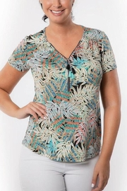Bali Summer Safari Top - Product Mini Image