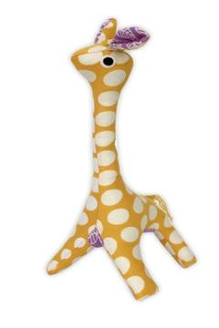 Shoptiques Product: Scrappy Giraffe Toy
