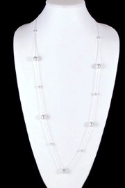 The Nava Family Ball Chain Necklace - Side cropped