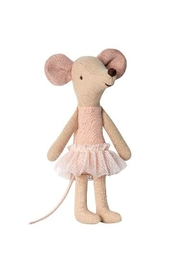 Maileg Ballerina Mouse - Front cropped