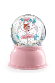 Djeco  Ballerina Snow Globe Night Light - Product Mini Image