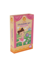 Schylling Ballet Colouring Set - Product Mini Image