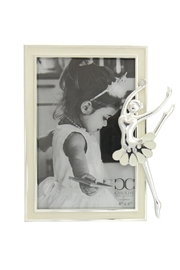 Roman Ballet Frame: White - Product Mini Image