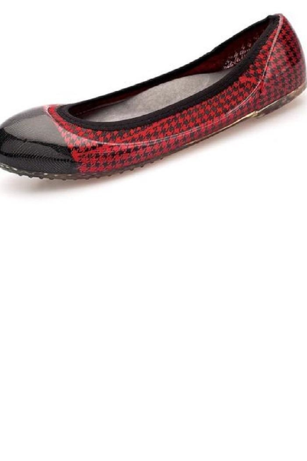 JA-VIE Ballet Jelly Flats - Front Cropped Image