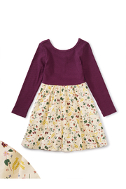 Tea Collection Ballet Skirted Dress - Ripe Strawberries - Product Mini Image