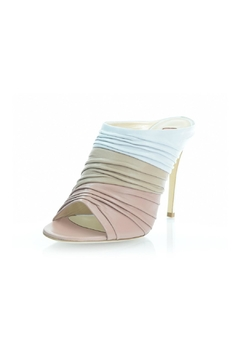 Shoptiques Product: Ruched Leather Mule