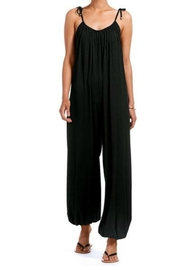 Vitamin A Balloon Rib Jumpsuit - Front cropped