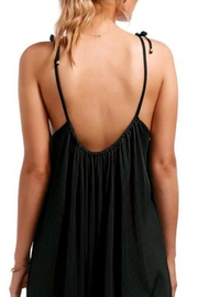 Vitamin A Balloon Rib Jumpsuit - Side cropped