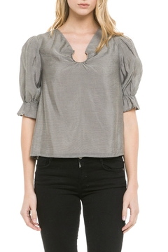 Endless Rose Balloon Sleeve Blouse - Product List Image