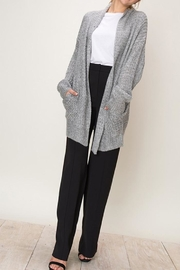 HYFVE Balloon Sleeve Cardigan - Product Mini Image