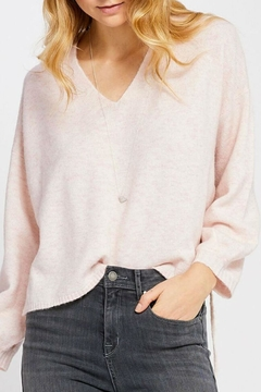 Gentle Fawn Balloon Sleeve Pullover - Product List Image