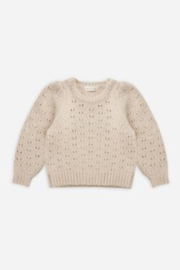 Rylee & Cru Balloon Sweater - Front cropped