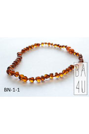BA4U Baltic Amber Teething Necklaces - Product Mini Image