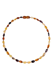 Powells Owls Baltic Amber Teething Necklaces - Product Mini Image