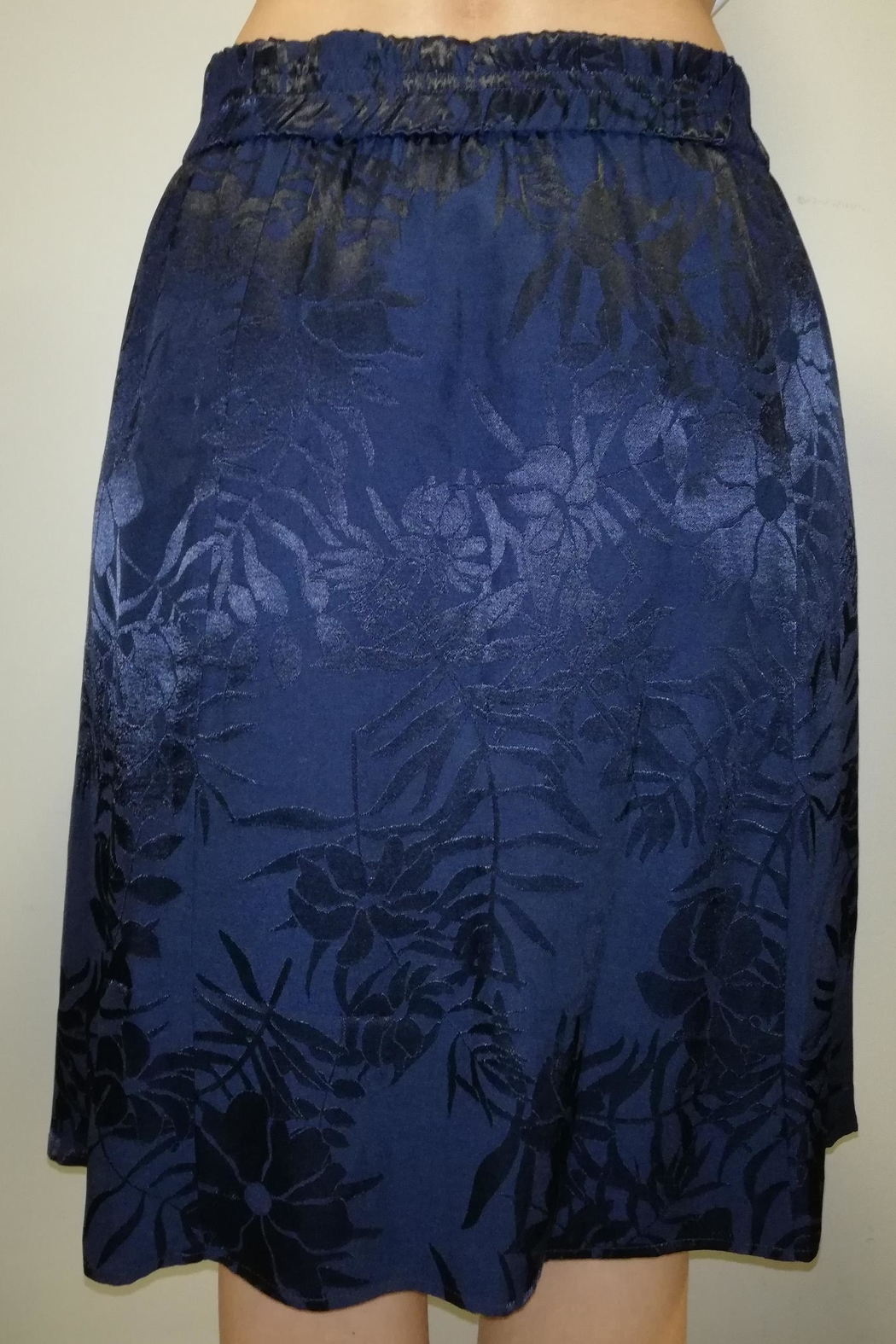 BAM Florale Skirt - Side Cropped Image