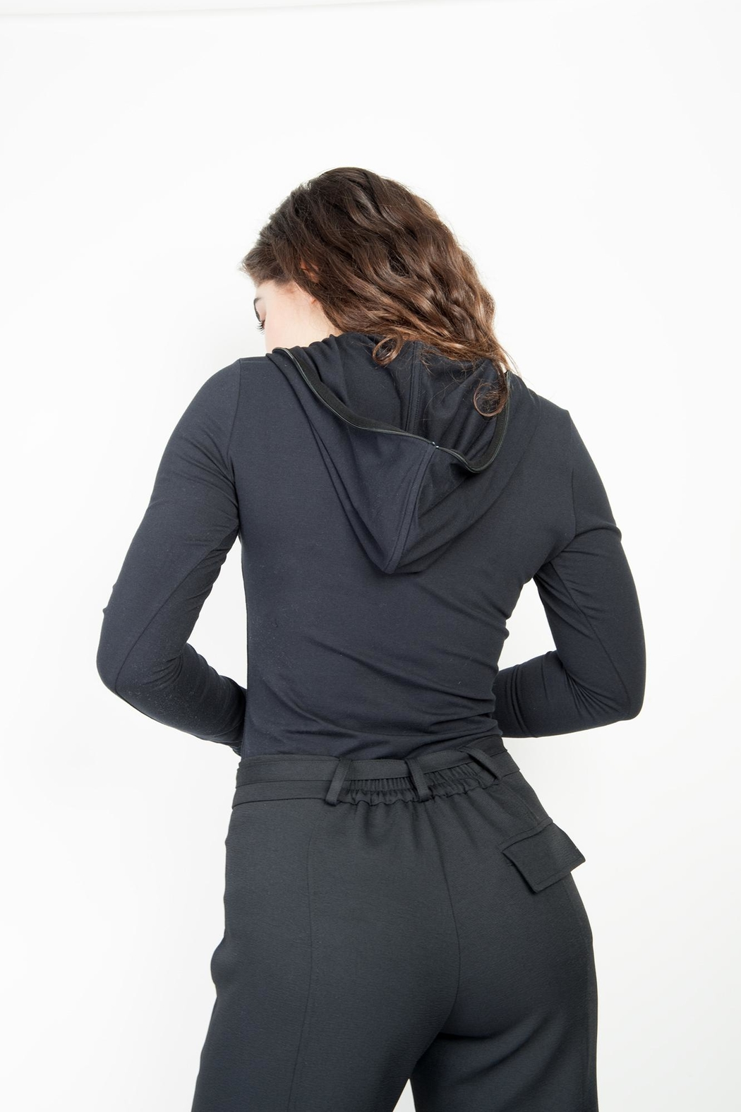 BAM Cozy Hooded Sweater from Berlin by BAM BERLIN — Shoptiques