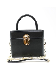 Bam forever Treasure Box Clutch - Back cropped
