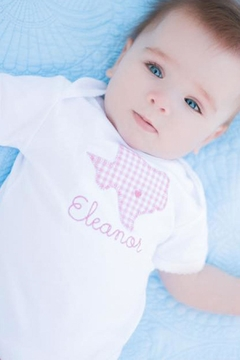 Shoptiques Product: Customized Bambinos Texas Onesie