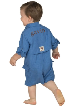 Shoptiques Product: Customized Fishing Romper