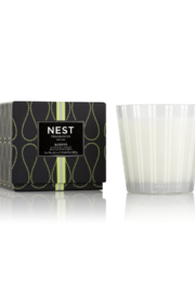 The Birds Nest BAMBOO 3 WICK CANDLE - Product Mini Image