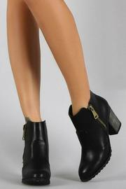 Bamboo Ankle Zip Up - Other