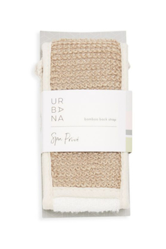 Pre de Provence BAMBOO BACK SCRUBBER - Product List Image