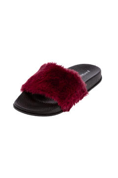 Shoptiques Product: Faux Fur Slide