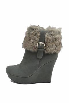 Shoptiques Product: Ceasar Wedge Bootie