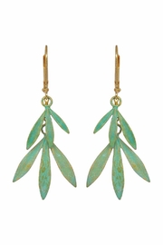 We Dream In Colour Bamboo Earrings - Product Mini Image