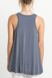 Mittoshop Bamboo fabric tank top - Front cropped