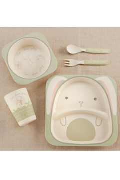 Baby Aspen Bamboo Feeding Set - Product List Image