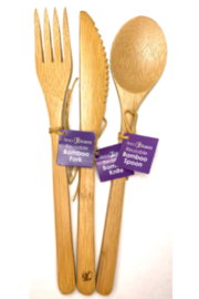 Totally Bamboo Bamboo Flatware - Product Mini Image