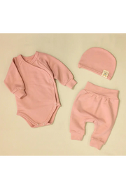 Itty Bitty Baby Bamboo Layette Set 1 Month Size (5-8 lbs) - Product Mini Image
